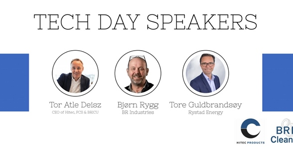 Event Agenda: TECH DAY 2018